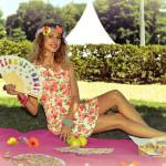 vita flower power hippe girls style