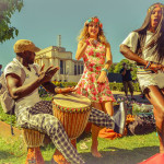 vita garden party african music concert