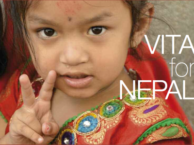 VITA for NEPAL cover